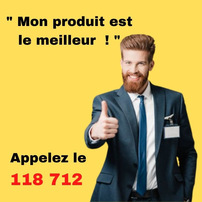 Exemple d'outbound marketing