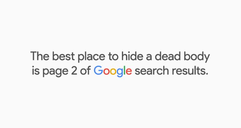 Citation Google référencement