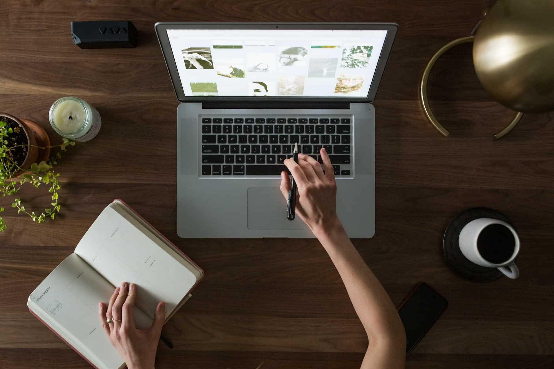 Stratégie de contenu sur un site